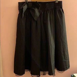Dresses & Skirts - Black Poofy Skirt
